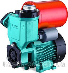 Насосная станция гидрофор Leo для воды 0.125кВт Hmax30м Qmax30л/мин (вихревой насос) 1л