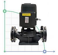 Насос циркуляционный центробежный для систем отопления JL-50