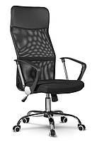Офисное кресло с микросетки SOFOTEL SYDNEY Черное В НАЛИЧИИ