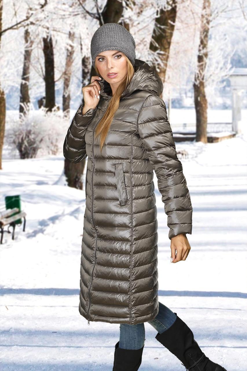 Пальто зимнее женское Freever 799 - Интернет-магазин одежды для всей  семьи!