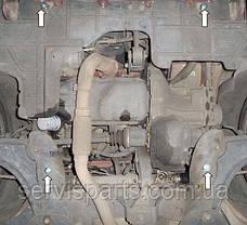 Защита двигателя Daewoo Nubirа 1997-2003 (Дэу Нубира), фото 2