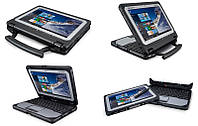 Ноутбук Panasonic TOUGHBOOK CF-20 10.1/Intel m5-6Y57/8/256/HD515/BT/WiFi/Win10Pro, CF-20A0205T9