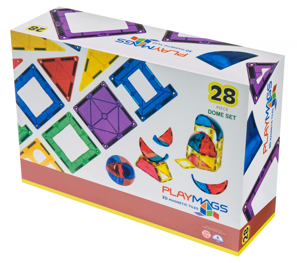 Набор магнитного конструктора Playmags PM164