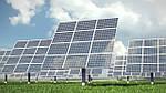 Трекеры для солнечных панелей