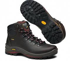 Чоловічі черевики зимові високі Grisport (Red Rock) 12813 коричневі