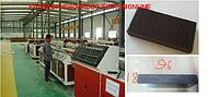 Линия по изготовлению доски из вспененного ПВХ с двойной матрицей 200-220 КГ/ЧАС