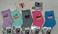 """Носки для девочки """"Эйпл"""" размер 26-28"""