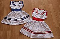 Платье детское Морячка, фото 1