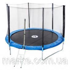 В КИЕВЕ Батут Atleto 312см (10ft) диаметр с внешней сеткой спортивный для детей и взрослых