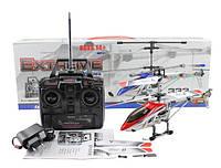 Беспроводное управление JXD 333 Экстрим металлический каркас. Вертолет с гироскопом для детей
