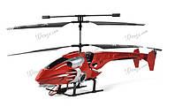 Вертолет большой радиоуправляемый трехканальный Pengfei PF158. Длина 72 сантиметра.