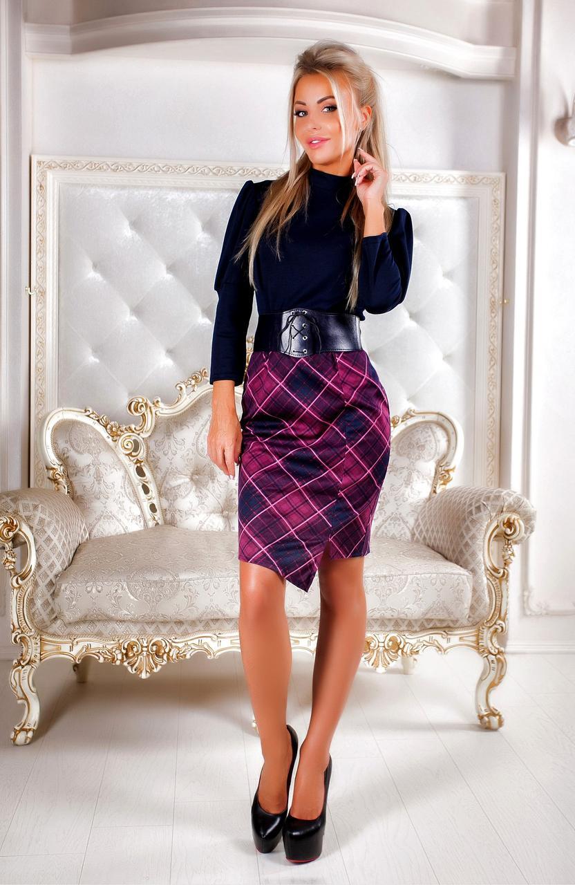 95a6ec398ec7e Стильное молодежное платье мини