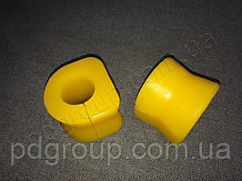 Втулка стабилизатора переднего, d=24мм: Fiat Doblo 2, Fiat Doblo Cargo 2 (OEM 5 188 6184)
