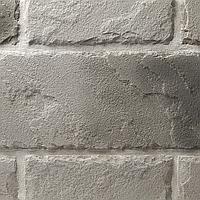 Декоративная плитка Колотый блок (серый паленый)