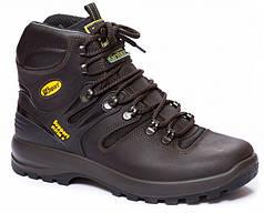 Чоловічі черевики зимові високі Grisport 10005 коричневі