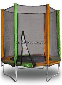 Батут Kidigo с защитной сеткой 140 см BT140