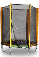 Батут KIDIGO с защитной сеткой 183 см BT183