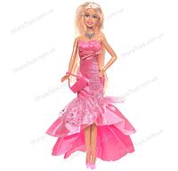 Кукла Defa в вечернем платье с сумочкой