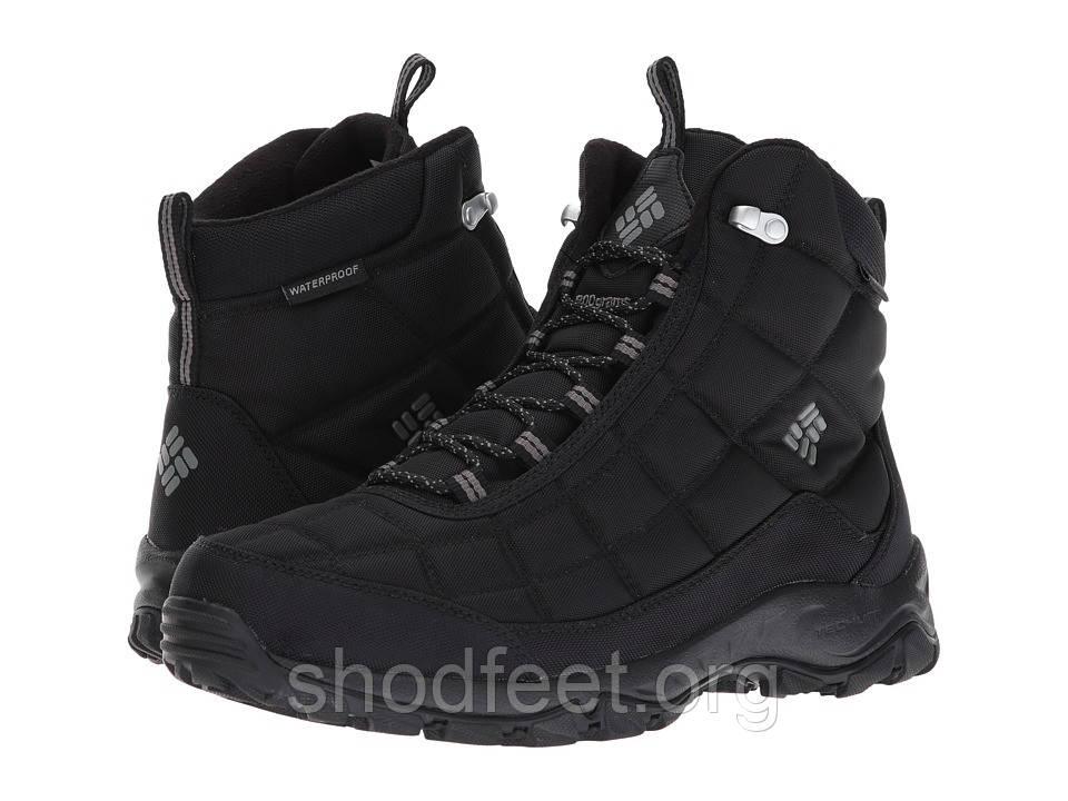 Мужские ботинки Columbia Firecamp Boot WP BM1766-012