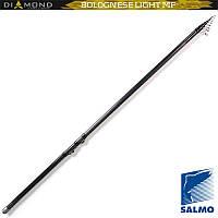 Поплавочное удилище с кольцами Salmo Diamond BOLOGNESE LIGHT MF 400 (удочка с кольцами)