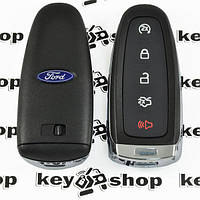 Корпус смарт ключа для FORD (Форд) Edge, 4+1 кнопка