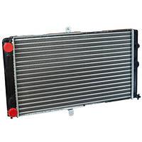 Радиатор вод. охлаждения ВАЗ 2112 инж. (алюм.) (пр-во AURORA,Poland)