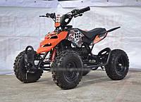 Детский квадроцикл PROFI ATV 5E - 7: 800W, 30км\ч - оранжевый