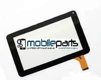 Оригинальный сенсор (Тачскрин) для планшета Fly Flylife Web 7 (Черный)
