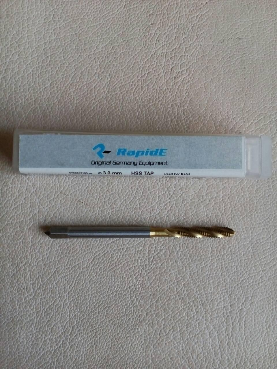 Метчики RapidE 3mm