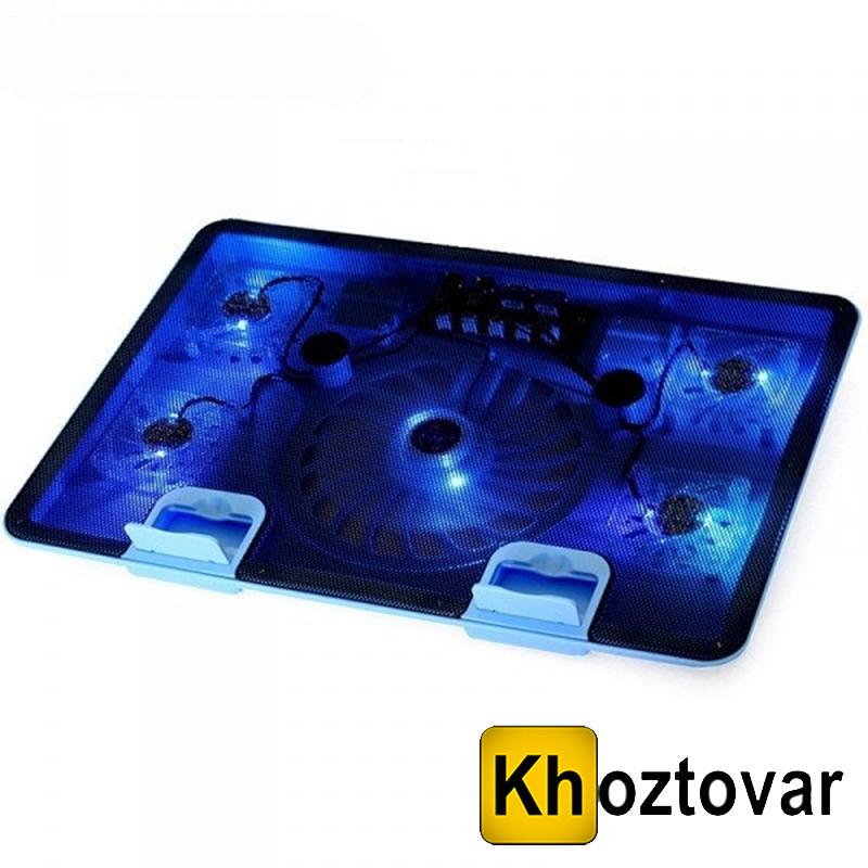 Охлаждающая подставка под ноутбук Notebook Idea Cooling Pad M8