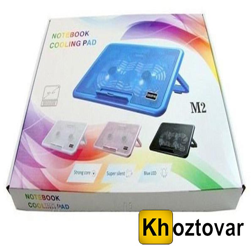 Охлаждающая подставка для ноутбука Notebook Cooling Pad M2