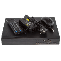 NVR відеореєстратор GV-N-S002/24