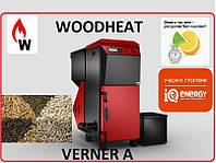 Котел пеллетный Verner A50 кВт (Чехия)