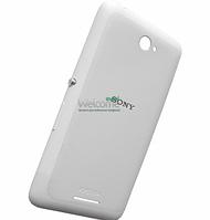Задняя крышка (панель) Sony Xperia E4 (E2104, E2105, E2115, E2124) white