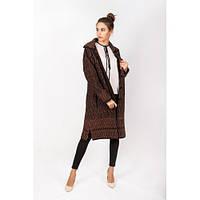 Стильное женское пальто, 52-56 р-ры,  675/605 (цена за 1 шт. + 70 гр.)