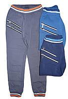 Спортивные брюки для мальчиков с начесом оптом,Taurus, 134-164 рр., арт. PL-319