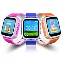 Детские умные часы Q80(Q60S) GPS трекер Smart Baby Watch, фото 1