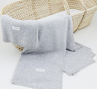 Детский кашемировый плед. Детское одеяло из 100% кашемир (90*90), Mori