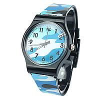 Часы наручные кварцевые Special Forces blue