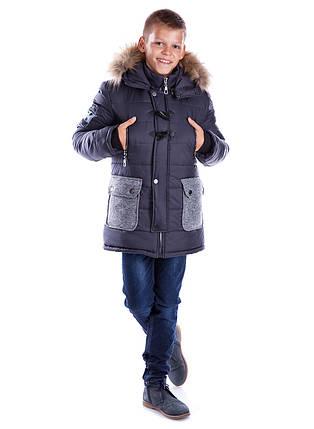 Зимняя куртка для мальчиков «68» , фото 2