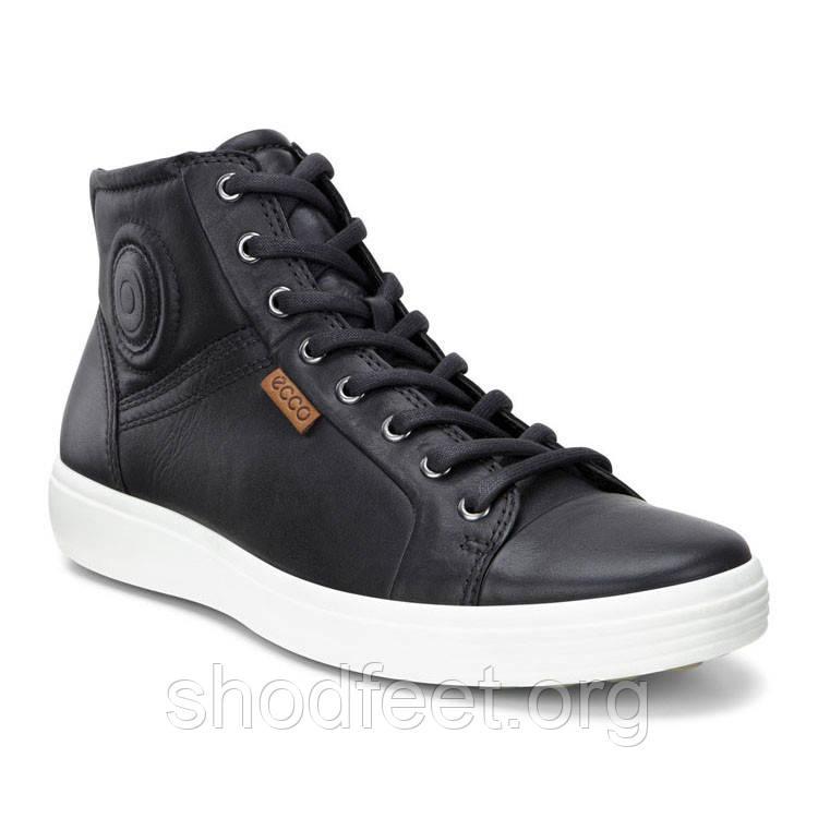 Мужские ботинки Ecco Soft VII 430024 01001