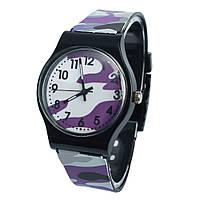 Часы наручные кварцевые Special Forces purple