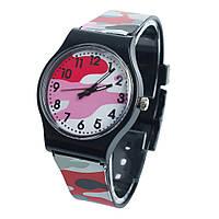 Часы наручные кварцевые Special Forces red