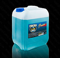Тосол А-40М (-40) 10кг (синий) TM Premium