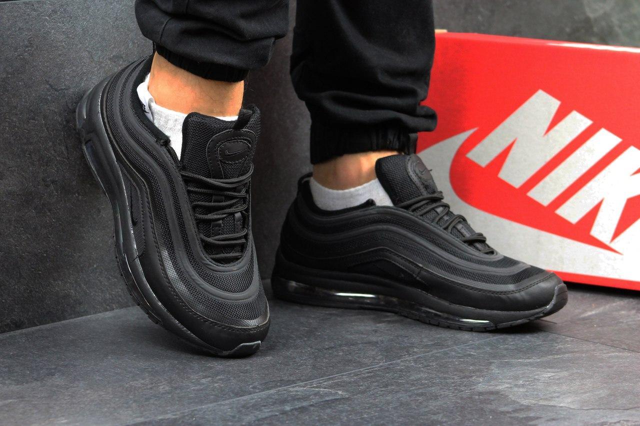 477b9cf0d0b54d Чоловічі кросівки Nike Air Max 97 чорні, цена 1 057 грн./пара ...