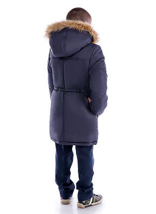 """Зимняя куртка для мальчика""""Оливер"""", фото 2"""