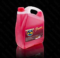 Антифриз G11 (-40) 5кг (красный) TM Premium, фото 1