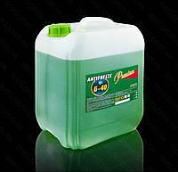 Антифриз G11 (-40) 10кг (зеленый) TM Premium