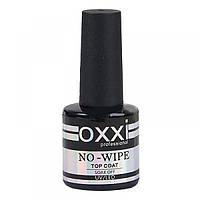 OXXI Professional Top coat 8 ml без липкого слоя