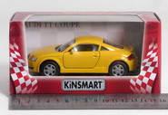 Модель 5016 W КТ KINSMART Audi TT мет в кор 24/96